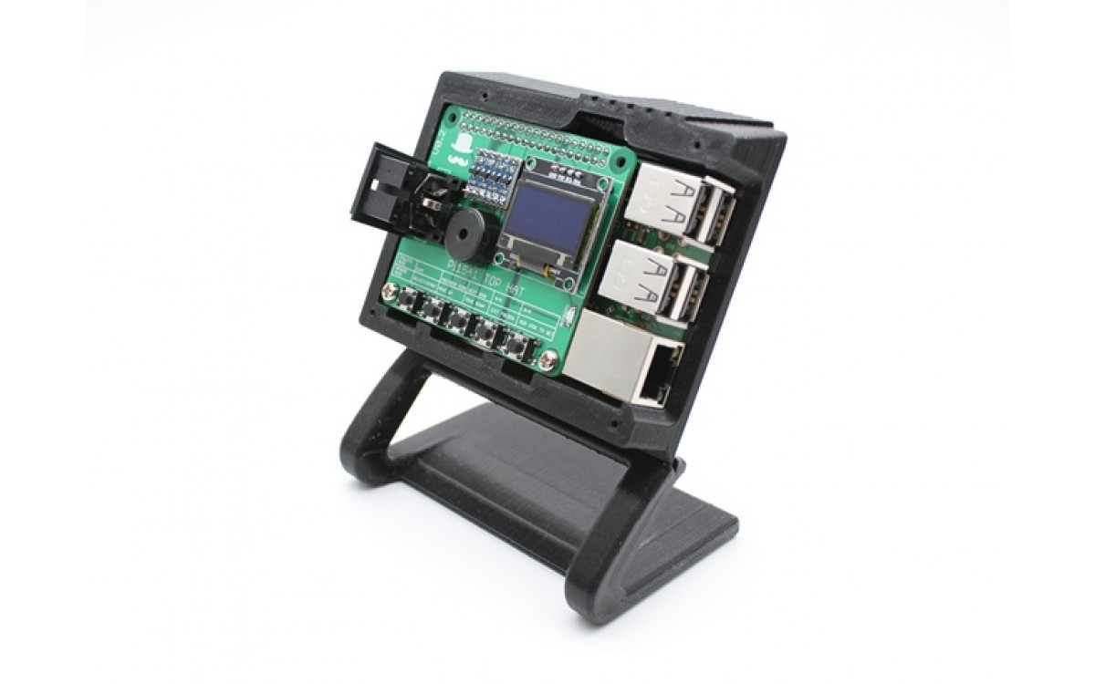 Pi1541 Raspberry Pi Hat with LCD Display