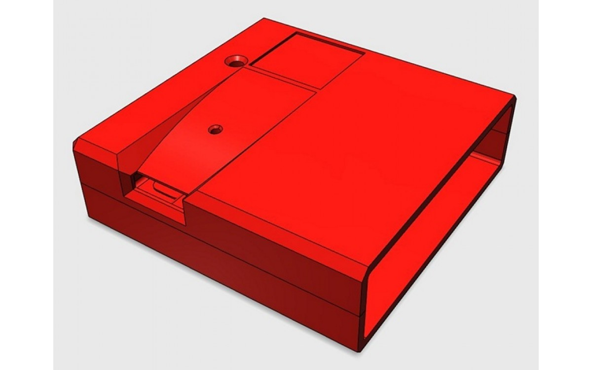 Backbit Cartridge Case Design