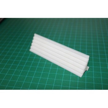 Amiga 3000D Floppy Drive Cover Plate