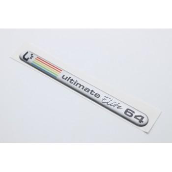 Breadbin Ultimate 64 Elite Badge - Silver