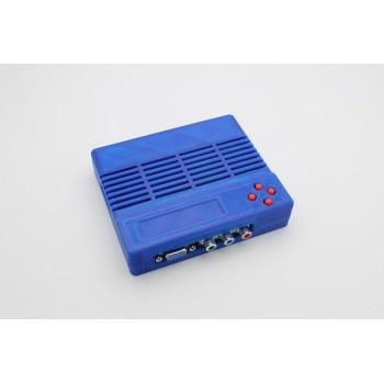 GBS-8220 CGA/EGA/YUV to VGA Video Converter Board Case