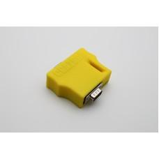 CGA2RGB 3D printed case (device by Pyrofer)