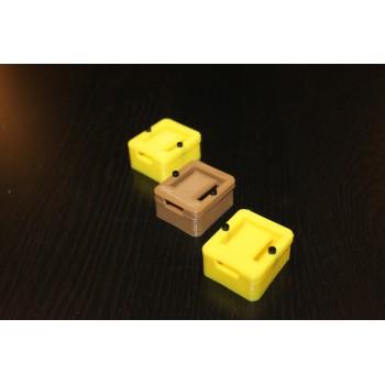 Sparkfun Microview Programmer Case (Schema Wifi Modem Compatible)