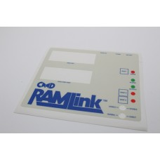 Commodore CMD RAMLink Reproduction Label - NEW