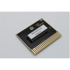 Commodore 128 Diagnostic Cartridge 785260 GOLD ENIG C128 128D 128DCR V2