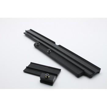 Ultimate 64 Light Strip mount for 64c case