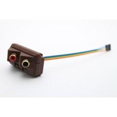 Ultimate 64 SIDtap External Audio Mount for Breadbin
