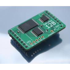 SaRuMan-128 DRAM replacement for C128