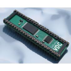 SaRuMan-VDC C128 64k VDC expansion
