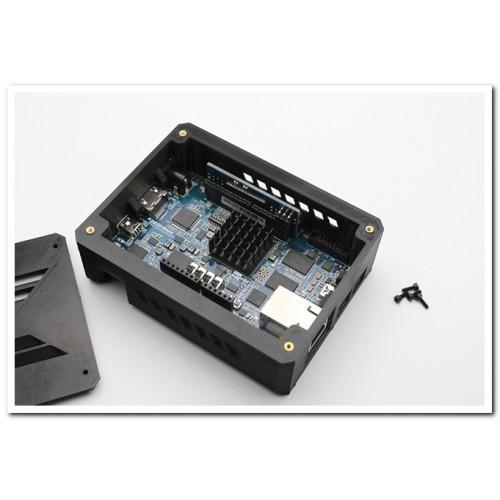 MiSTer - Active Cooling Case for FPGA DE10-NANO