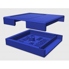 [PIY Series] Dual Diagnostic Cartridge Case