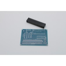 Texas Instruments TI 99/4A 32K Sidecar Memory Expansion Card DIY Kit